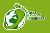 Fußabdruck-Logo