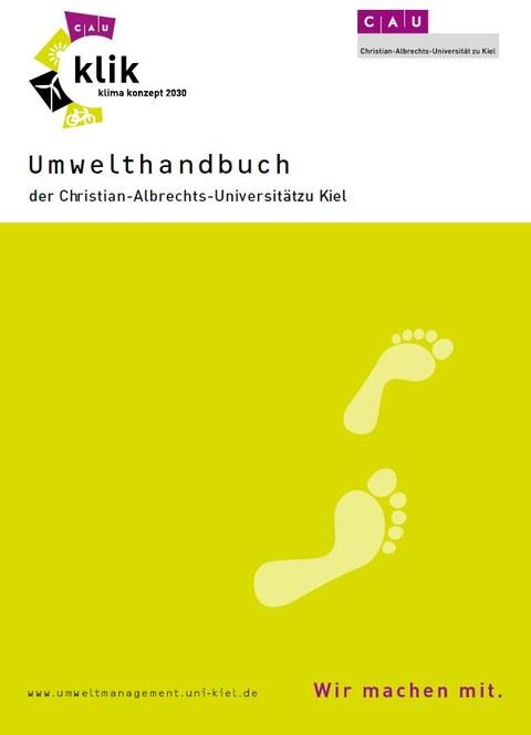 Umwelthandbuch 2015 Teaser
