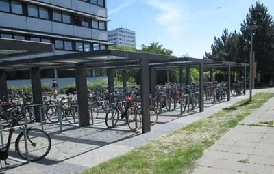 bike canopy modules