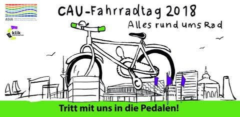 CAU-Fahrradtag 2018